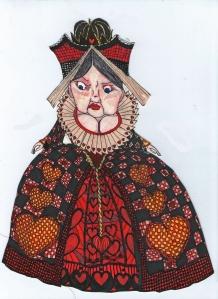 red queen117