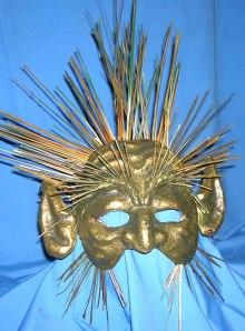 mask mache