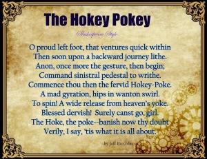 hokey pokey copy