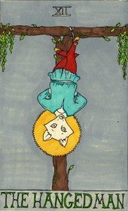 12 the hanged man